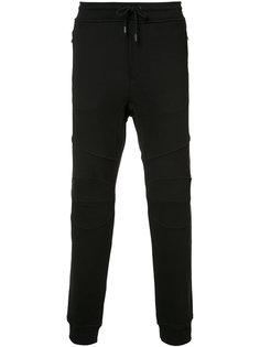 спортивные брюки на шнурке Belstaff