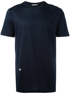 футболка с вышивкой пчелы Dior Homme