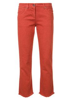 укороченные джинсы скинни Brunello Cucinelli