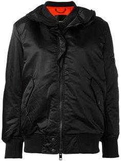 куртка-бомбер с рюшами Diesel