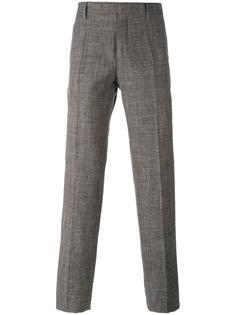 классические брюки кроя слим Maison Margiela