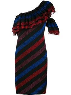 полосатое платье  Diesel
