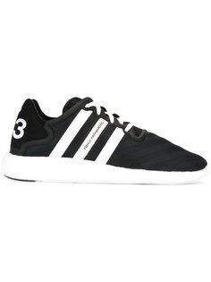 полосатые кроссовки  Y-3