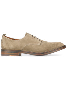 классические туфли со шнуровкой Buttero