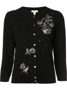 кардиган с цветочным украшением Marc Jacobs