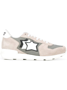 кроссовки с панелями в форме звезд Atlantic Stars