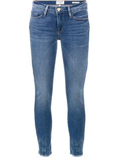 укороченные джинсы Le Skinny de Jeanne Frame Denim