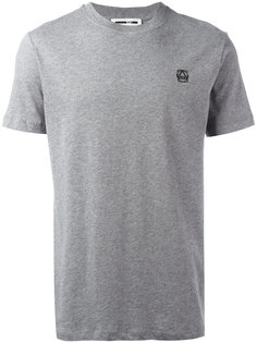 футболка с заплаткой-логотипом McQ Alexander McQueen