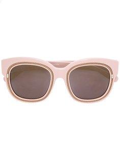 солнцезащитные очки Falabella в квадратной оправе Stella McCartney