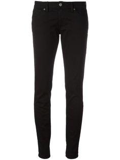 обтягивающие джинсы Burberry