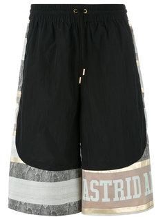 шорты с боковыми карманами Astrid Andersen
