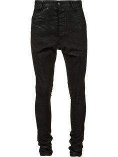джинсы скинни с заниженной шаговой линией Julius