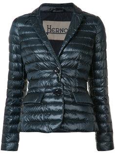 куртка-пуховик с карманами Herno