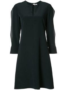 платье с разрезом на горловине Dorothee Schumacher