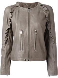 куртка на рюшами Diesel