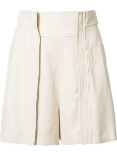 шорты со складками Chloé