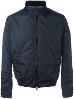 куртка-бомбер на молнии Sealup