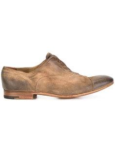 ботинки Sonia без шнурков Premiata