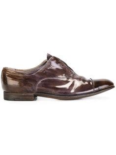 ботинки Ghost без шнурков Premiata