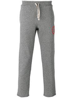 спортивные брюки с логотипом Gosha Rubchinskiy ГОША РУБЧИНСКИЙ
