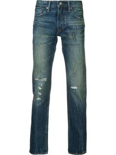 джинсы кроя слим с рваными деталями Levis Levis®
