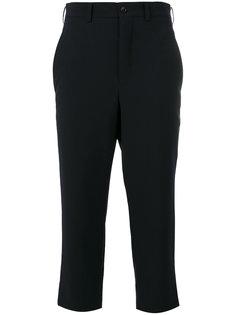 укороченные брюки Comme Des Garçons