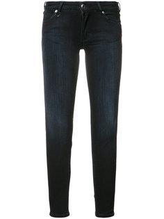 укороченные джинсы супер скинни Neuw
