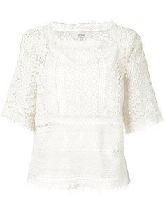 кружевная блузка Vanessa Bruno Athé