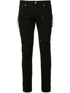 джинсы супер скинни Mr. Completely