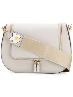 сумка через плечо с кисточками Anya Hindmarch