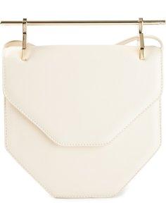 curved top bar satchel M2malletier