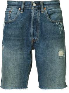 джинсовые шорты с рваными деталями Levis Levis®