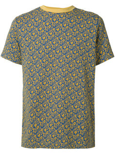 футболка с цветочным принтом Levis Vintage Clothing