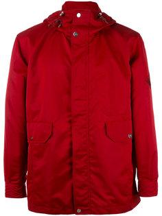куртка на молнии с капюшоном Bally
