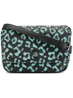 сумка через плечо с леопардовым принтом Vivienne Westwood Anglomania