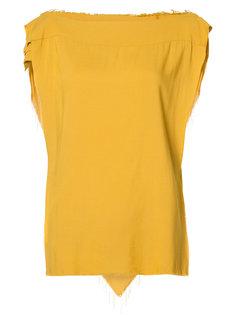 джинсовая блузка Vivienne Westwood Anglomania