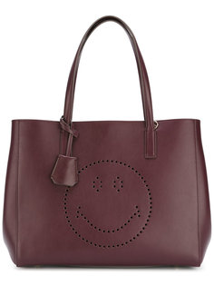 сумка-тоут  Smiley Anya Hindmarch