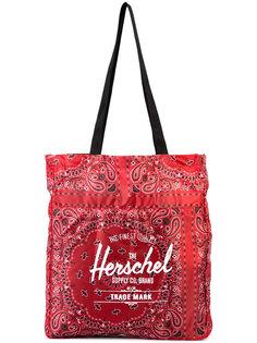 сумка-шоппер с логотипом Herschel Supply Co.