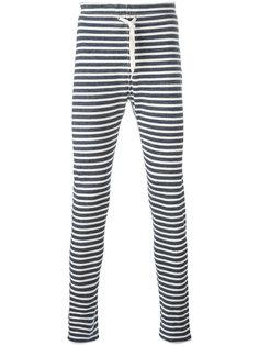 полосатые брюки Junya Watanabe Comme Des Garçons Man