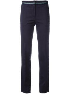 укороченные брюки Versace Collection
