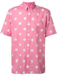 рубашка в горох Levis Vintage Clothing