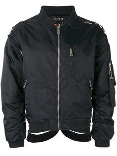 классическая куртка-бомбер Icosae