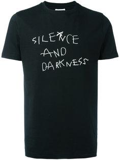 футболка с принтом спереди Soulland