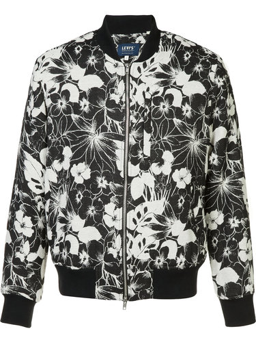 куртка бомбер с цветочным узором Levi's: Made & Crafted