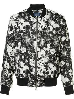 куртка бомбер с цветочным узором Levis: Made & Crafted