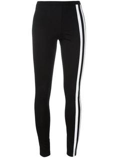 спортивные штаны с полосками по бокам Y-3