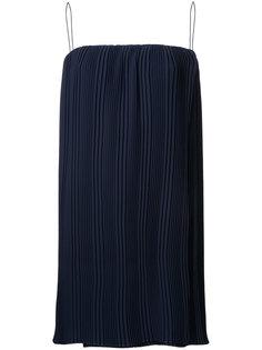 плиссированная блузка  Dion Lee