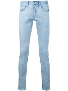 slim stonewashed jeans monkey time