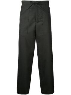 укороченные брюки с эластичным поясом H Beauty&Youth