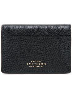 бумажник с откидным верхом Smythson